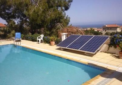 Autoconsumo solar en depuradoras de piscina: nueva y efectiva aplicación